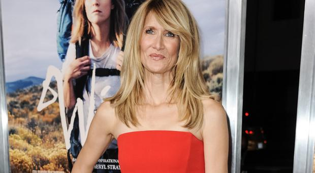 Laura Dern likes to be pushed by directors