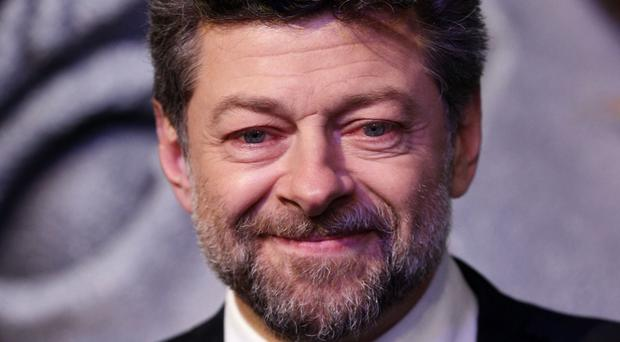 Andy Serkis's voice features on the new Star Wars trailer