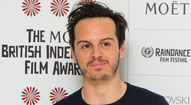 Andrew Scott is tipped to play the villain in Bond 24