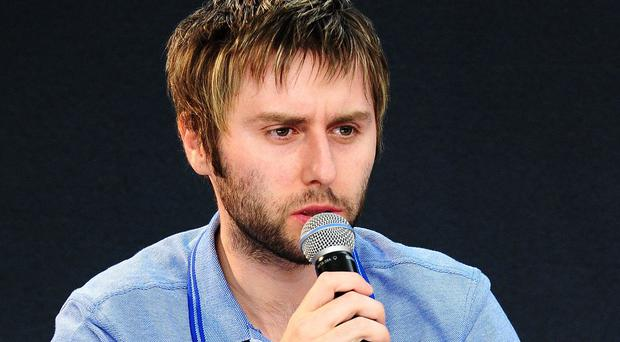 James Buckley stars in new horror movie The Pyramid