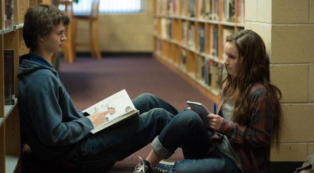 Men, Women And Children stars Ansel Elgort and Kaitlyn Dever say the film inspired them to put down their phones