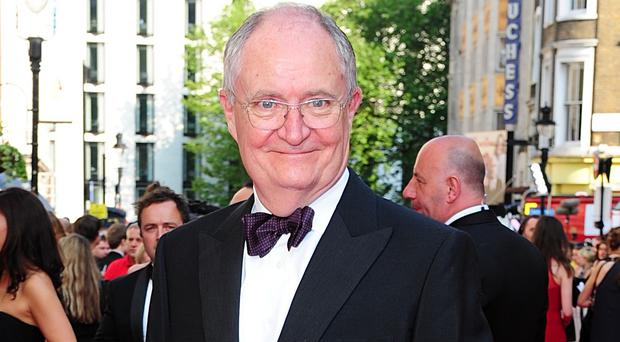 Jim Broadbent says he thinks Brooklyn will be a hit