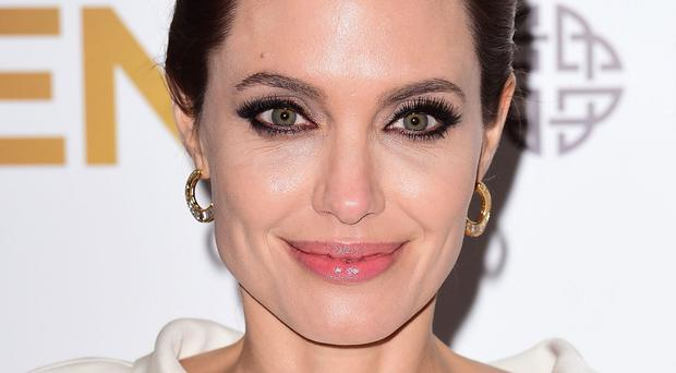 Angelina Jolie was the subject of a leaked email