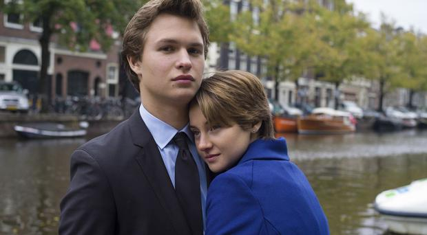 Shailene Woodley and Ansel Elgort star in The Fault In Our Stars