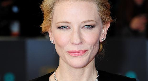 Cate Blanchett stars in Terrence Malick's Knight Of Cups