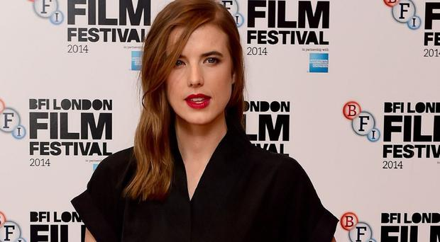 Agyness Deyn has revealed how she underwent real brain scans for her new film Electricity