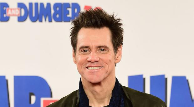 Jim Carrey stars in Dumb And Dumber To