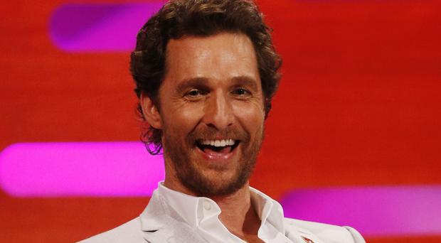 Matthew McConaughey will lend his voice to a character in Kubo And The Two Strings