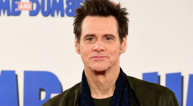 Jim Carrey is waiting for the right dramatic role to come along