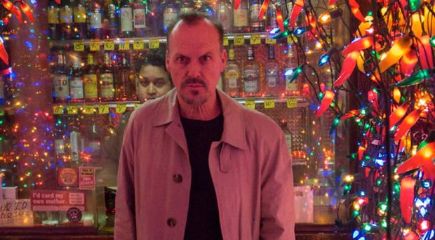 Michael Keaton has insisted he does not relate to his character's insecurities in Birdman (Fox UK)