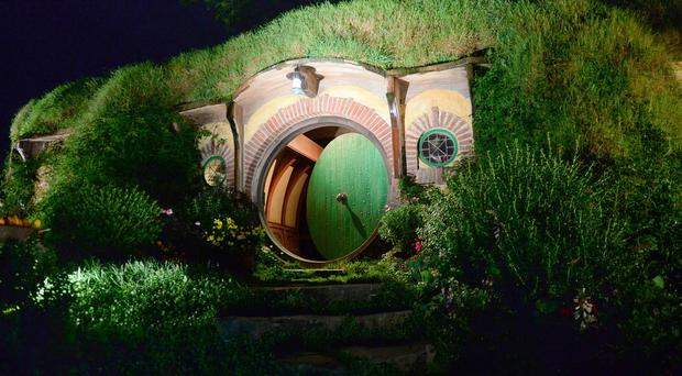 The Hobbit film franchise has encourage tourists to head for New Zealand, where the films are made