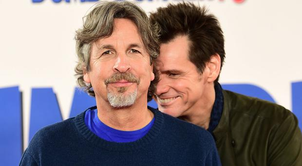 Peter Farrelly has reunited with Jim Carrey for Dumb And Dumber To