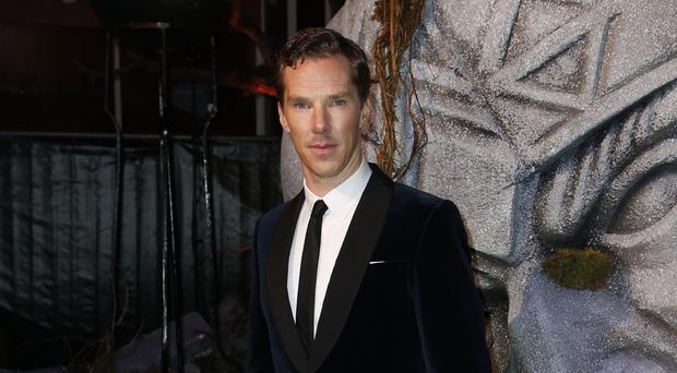 The Imitation Games stars Benedict Cumberbatch