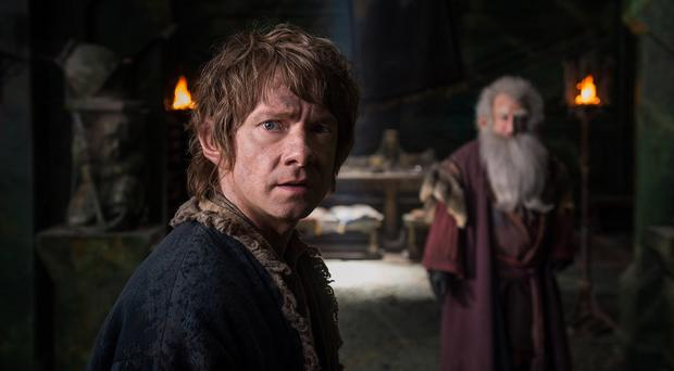 The Hobbit: The Battle Of The Five Armies is still top of the global box office (Warner Bros)