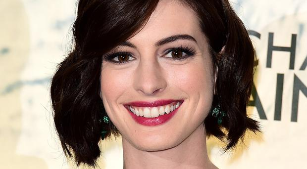 Anne Hathaway reckons Neil Patrick Harris is a natural host