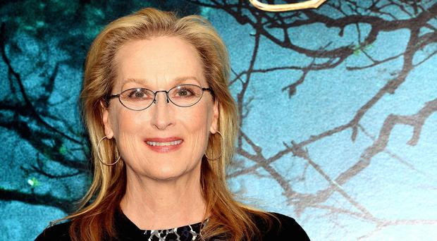 Meryl Streep has backed up Russell Crowe's views on ageing actresses
