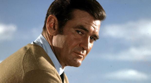 Australian actor Rod Taylor starred in many Hollywood films (Rex)