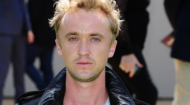 Tom Felton found fame in the Harry Potter films