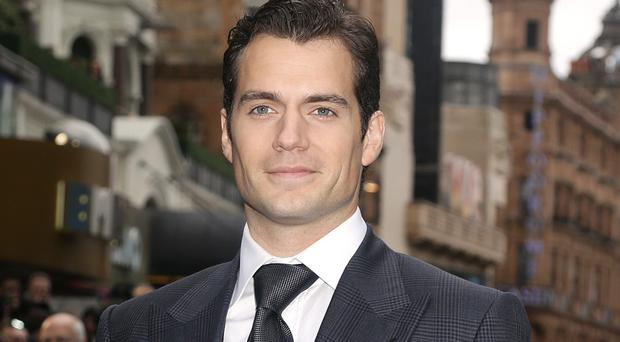 Henry Cavill will reprise his role as Superman in Batman v Superman: Dawn Of Justice