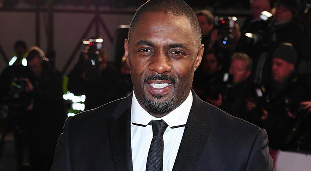 Idris Elba is to develop novel Poe Must Die into a film series
