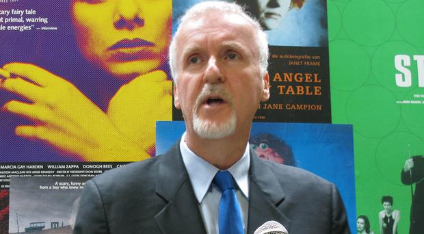 James Cameron said the Avatar sequel has been delayed by a year