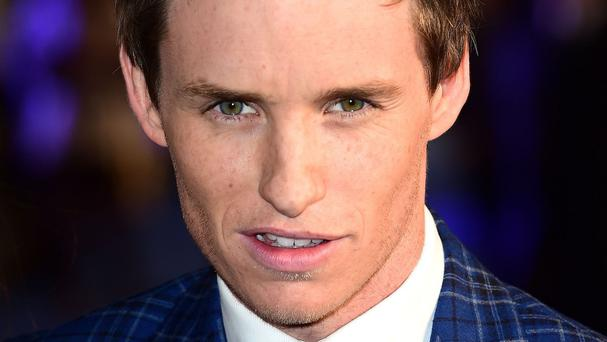 Eddie Redmayne is nominated for an acting Oscar