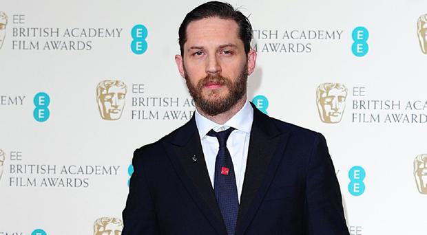 Tom Hardy has dropped out of Suicide Squad
