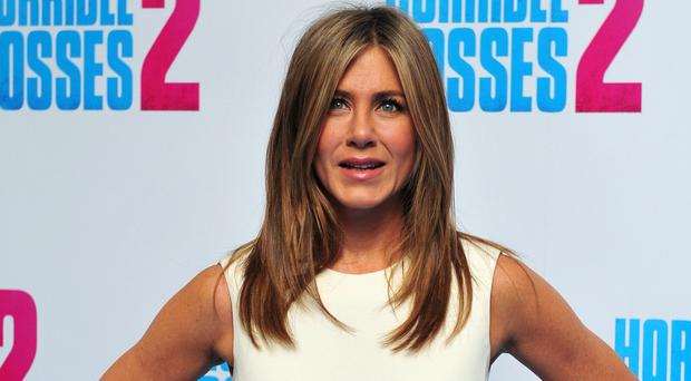 Jennifer Aniston says she isn't too upset about her Oscars snub