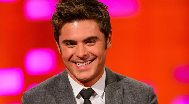 Zac Efron will star in comedy Mike And Dave Need Wedding Dates