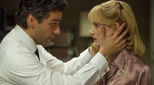 Oscar Isaac and Jessica Chastain play husband and wife in A Most Violent Year (Atsushi Nishijima/Icon Film)