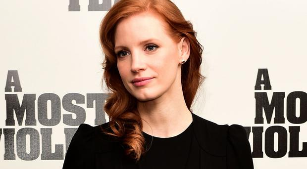 Jessica Chastain has insisted Hollywood overlooks women as they get older