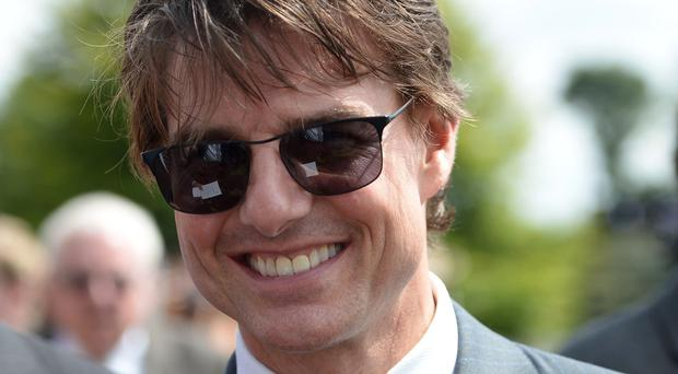 Tom Cruise is back as daredevil Ethan Hunt in Mission: Impossible 5