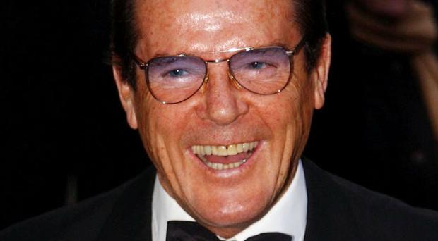 Sir Roger Moore has said he ranks himself the fourth best James Bond