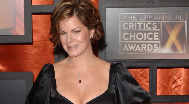 Marcia Gay Harden stars in the Fifty Shades Of Grey movie as Christian Grey's mother