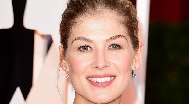 Rosamund Pike has received nominations in three categories