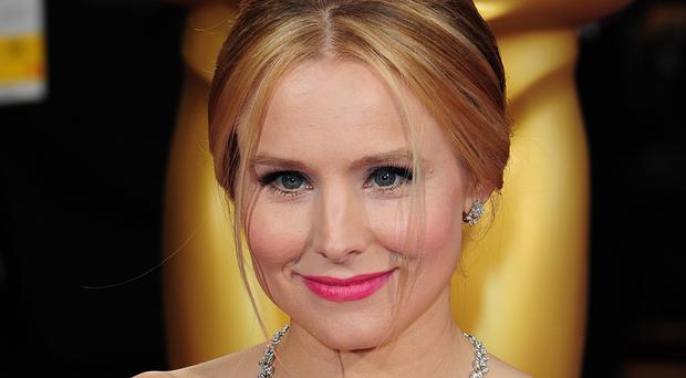 Kristen Bell who voices Anna in the film Frozen, as Disney bosses announced plans for a sequel