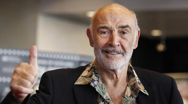 Sir Sean Connery took a quarter of all votes in an Odeon survey to find Scotland's favourite actor