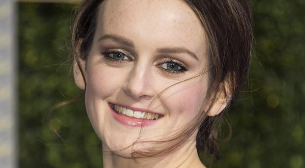 Sophie McShera said it was exciting to meet a real-life duchess