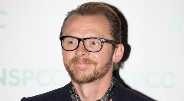 Simon Pegg graduated from the University of Bristol in 1991