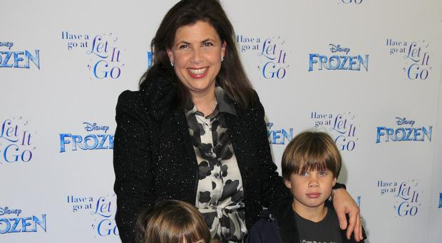 Kirstie Allsopp criticised the NSPCC response to the claims