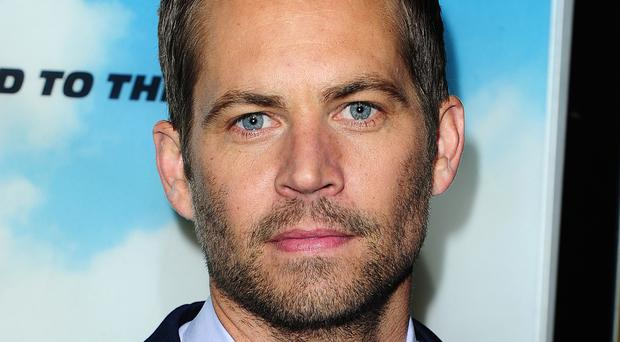 Paul Walker died in a car crash in November 2013