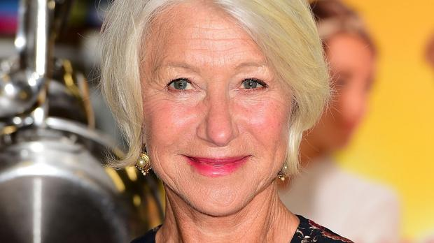 Dame Helen Mirren admits there are some aspects of the Queen's job that appeal to her