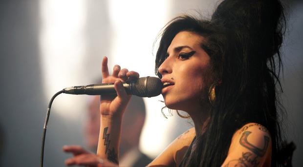 Amy Winehouse died aged 27 in July 2011 from alcohol poisoning