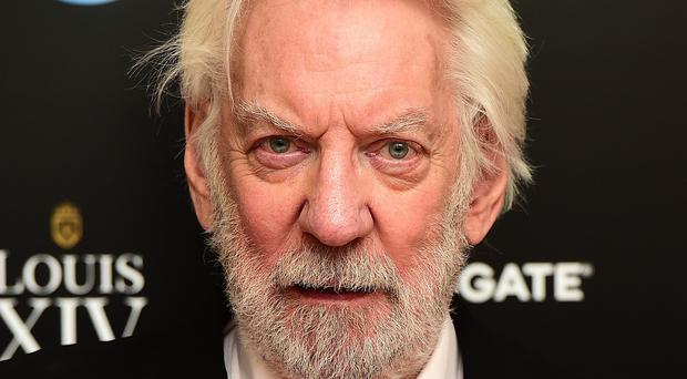 The original film starred Donald Sutherland