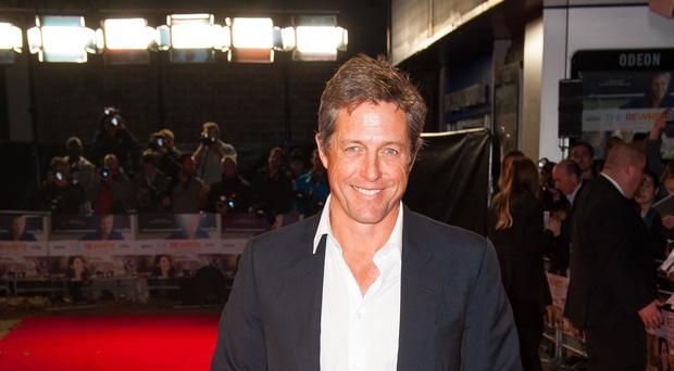 Hugh Grant urged Danny Alexander's constituents to give him another term at Westminster