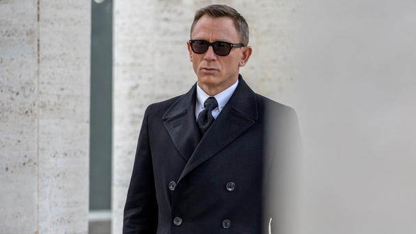 Daniel Craig in an image released from the latest Bond film Spectre (Metro-Goldwyn-Mayer Studios)