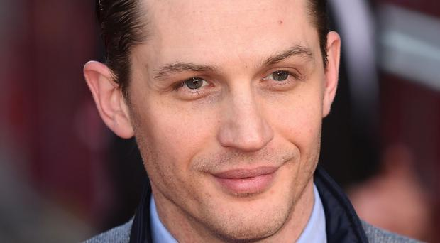 Tom Hardy stars in the new Mad Max film