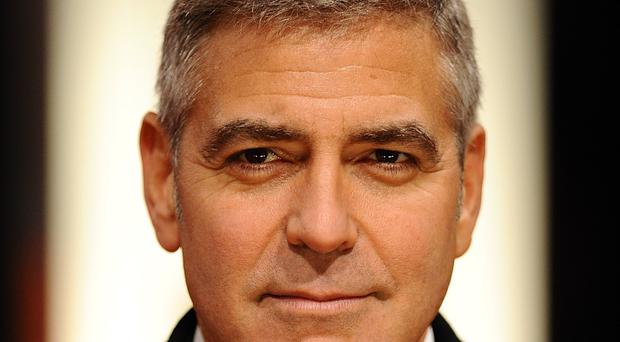 Hollywood heartthrob George Clooney who will greet fans in Leicester Square.
