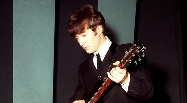 The film features music by John Lennon