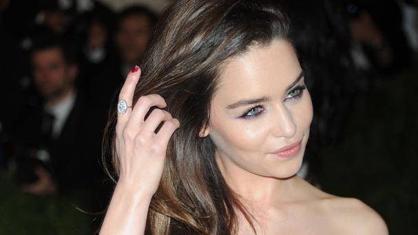 Emilia Clarke says she turned down the chance to play Anastasia Steele